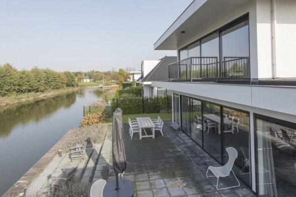 Harderwold Villa Resort 257 - Nederland - Flevoland - 6 personen - aanlegsteiger