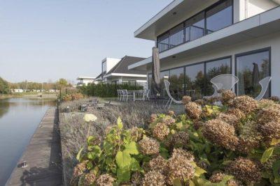 Harderwold Villa Resort 257 - Nederland - Flevoland - 6 personen - prive aanlegsteiger