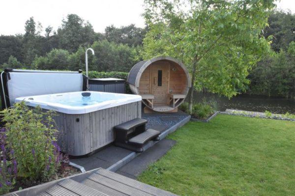 Villa Oase Harderwijk 336 - Nederland - Flevoland - 10 personen - jacuzzi en sauna