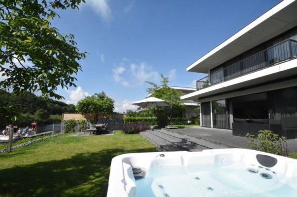 Villa Oase Harderwijk 336 - Nederland - Flevoland - 10 personen - jacuzzi en aanlegsteiger