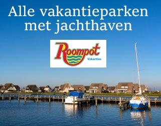 vakantieparken met jachthaven banner