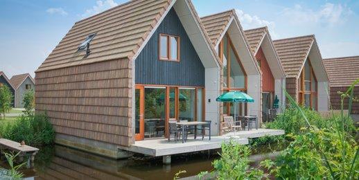 Landal De Reeuwijkse Plassen | 4-pers. waterwoning | Type 4C | Reeuwijk