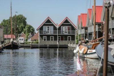 Bungalow Mindervalide Havenwoning 4 - Nederland - Friesland - 4 personen afbeelding