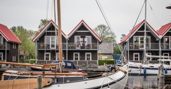 Appartement Havenappartement 4 - Nederland - Friesland - 4 personen afbeelding