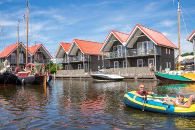 Bungalow Havenwoning 4 - Nederland - Friesland - 4 personen afbeelding