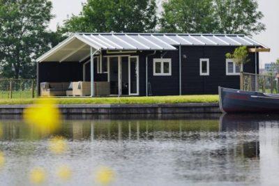Chalet Watercottage 4+2 - Nederland - Friesland - 6 personen afbeelding
