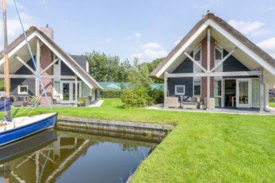 Villa Watervilla 6 - Nederland - Friesland - 6 personen afbeelding