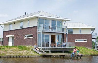 Landal Esonstad | 8-persoonswoning - comfort | type 8E3 | Anjum