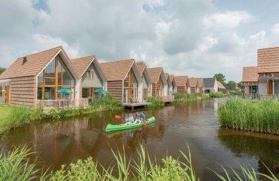 Landal De Reeuwijkse Plassen | 8-pers. kinderwoning | Type 8CK | Reeuwijk