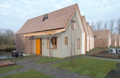 Landal De Reeuwijkse Plassen | 4-pers. waterwoning | Type 4CT | Reeuwijk