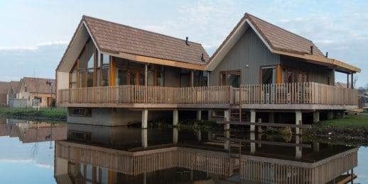 Landal De Reeuwijkse Plassen | 10-pers. waterwoning | Type 10L | Reeuwijk