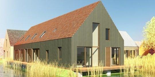 Landal De Reeuwijkse Plassen | 2-pers. waterwoning | Type 2C | Reeuwijk