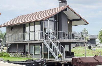 Landal Waterpark Sneekermeer | 4-persoons waterwoning - comfort | type 4C | Terherne