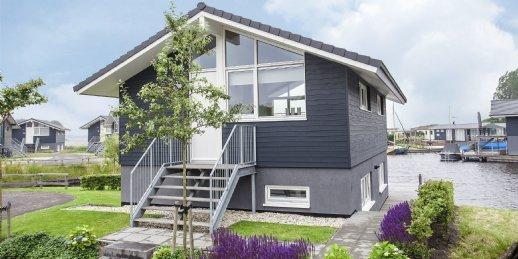 Landal Waterpark Sneekermeer | 6-persoons waterwoning - comfort | type 6C2 | Terherne