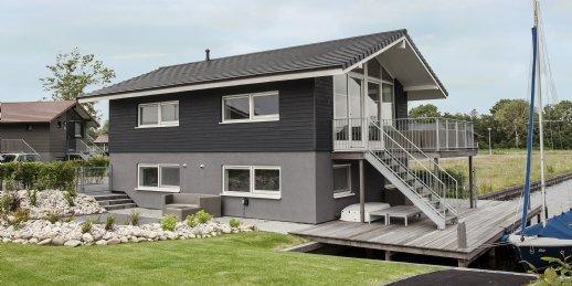 Landal Waterpark Sneekermeer | 8-persoons waterwoning - comfort | type 8C | Terherne