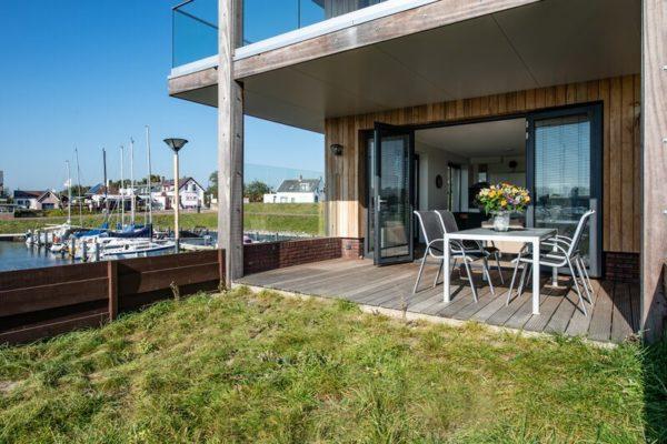 Appartement Uithaven 10 - Nederland - Zeeland - 4 personen - terras