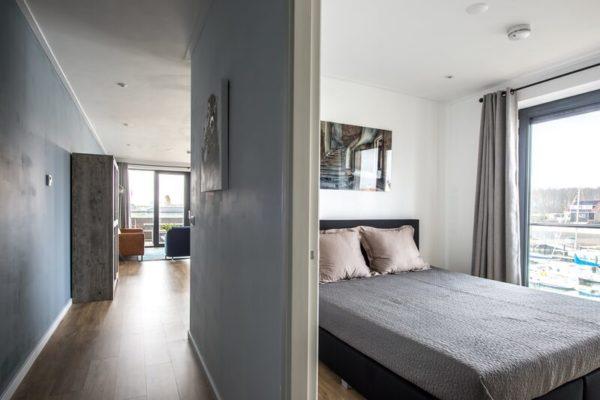 Appartement Uithaven 10c - Nederland - Zeeland - 4 personen - slaapkamer