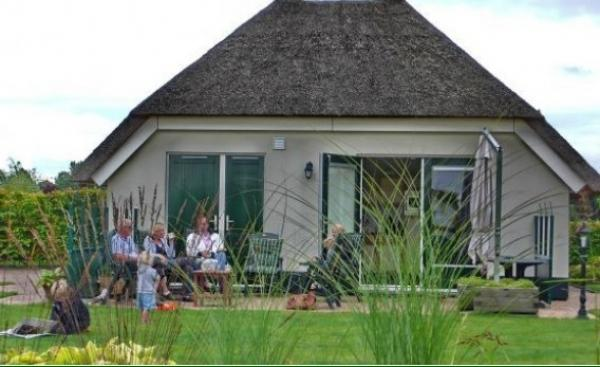 Boerderij FR1037 - Nederland - Friesland - 6 personen - tuin
