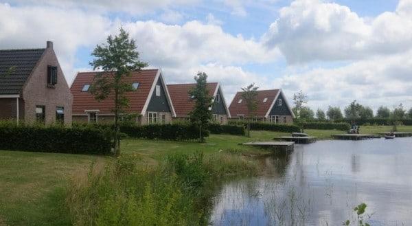 Chalet LE011 - Nederland - Friesland - 4 personen - steiger