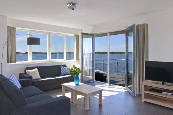 Vakantiehuis Penthouse 4a | Schotsman Watersport