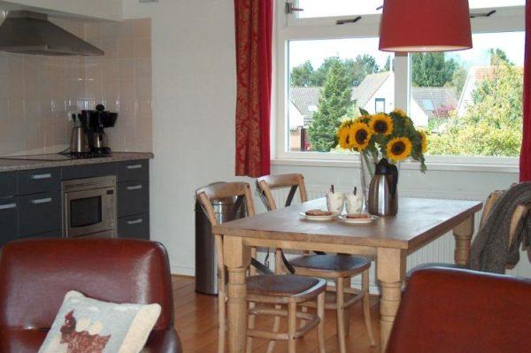 Havenappartement 4 - Nederland - Friesland - 4 personen - keuken