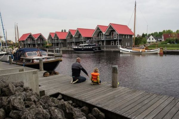 Havenappartement 4 - Nederland - Friesland - 4 personen - steiger