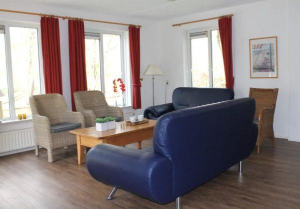 Landhuis DG014 - Nederland - Drenthe - 8 personen - woonkamer