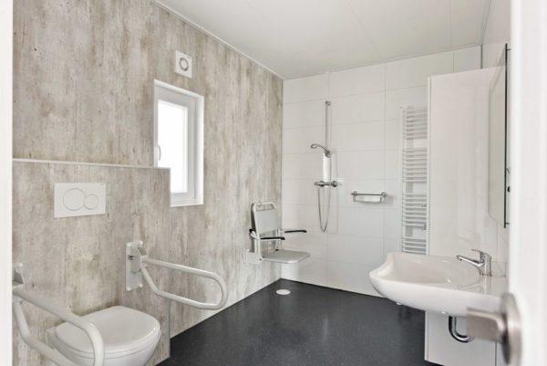 Mindervalide Bungalow - Nederland - Gelderland - 4 personen - aangepaste badkamer