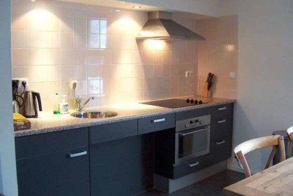 Mindervalide Havenwoning 4 - Nederland - Friesland - 4 personen - aangepaste keuken