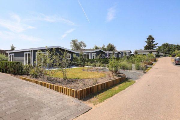Strandhuis 6p - Nederland - Gelderland - 6 personen - ruime tuin