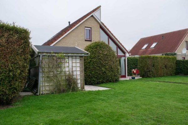 Villa FR061 - Nederland - Friesland - 6 personen - tuin