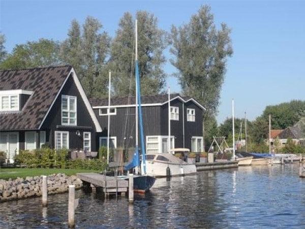 Villa OP003 - Nederland - Friesland - 6 personen - aanlegsteiger