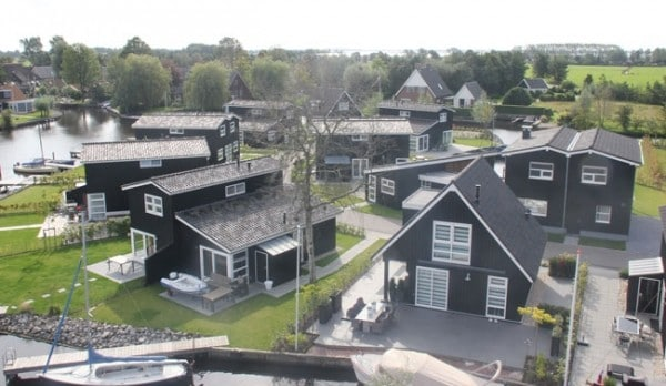 Villa OP003 - Nederland - Friesland - 6 personen - vakantiepark