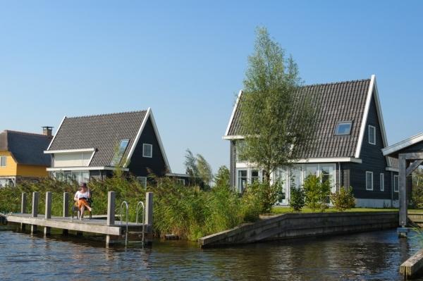 Villa OV095 - Nederland - Overijssel - 6 personen - privé aanlegsteiger