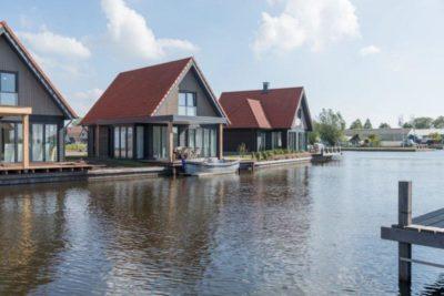 Villa OV146 - Nederland - Overijssel - 4 personen - aanlegsteiger met sloep