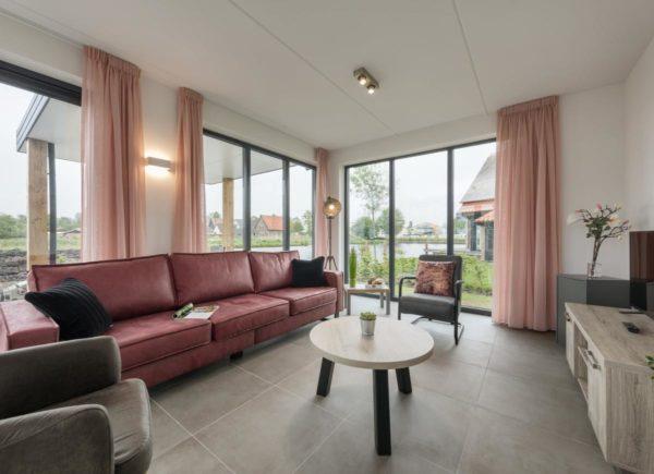 Villa OV146 - Nederland - Overijssel - 4 personen - woonkamer