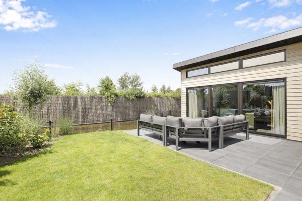 Watervilla 6p - Nederland - Gelderland - 6 personen - tuin