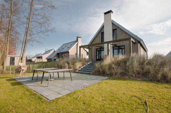 Villa Oesterdam 12 - Nederland - Zeeland - 12 personen - tuin