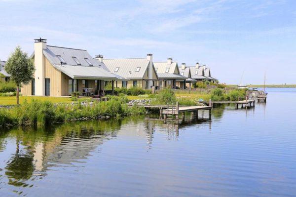 Villa Oesterdam 4 - Nederland - Zeeland - 4 personen - aanlegsteiger