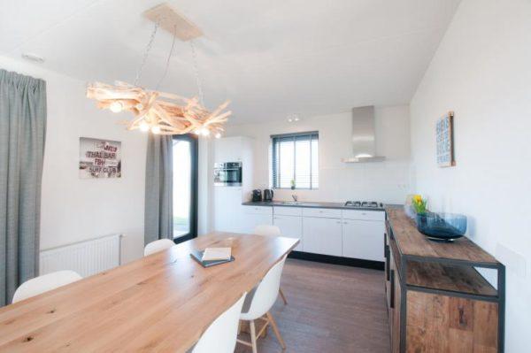 Villa Oesterdam 4 - Nederland - Zeeland - 4 personen - keuken