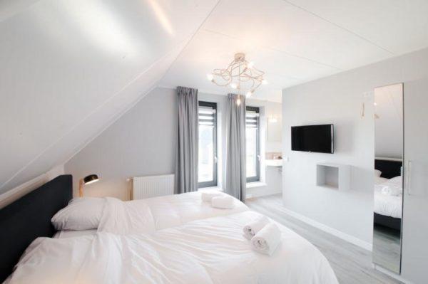 Villa Oesterdam Comfort Extra 8 - Nederland - Zeeland - 8 personen - slaapkamer