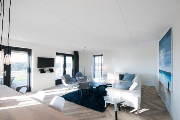 Villa Oesterdam Comfort Extra 8 - Nederland - Zeeland - 8 personen - woonkamer