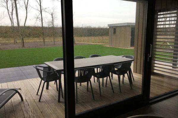 Villa Oesterdam Deluxe 8 - Nederland - Zeeland - 8 personen - overdekt terras