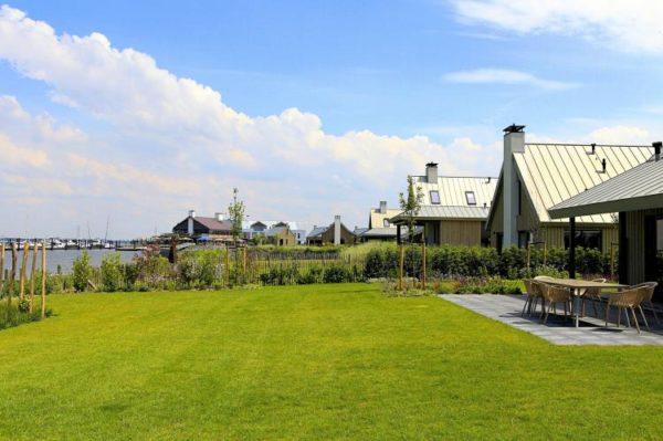Villa Oesterdam Wellness 16 - Nederland - Zeeland - 16 personen - ruime omheinde tuin