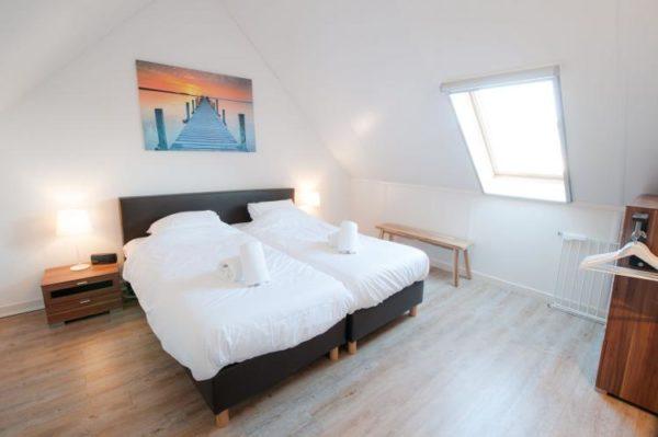 Villa Oesterdam Wellness 6 - Nederland - Zeeland - 6 personen - slaapkamer