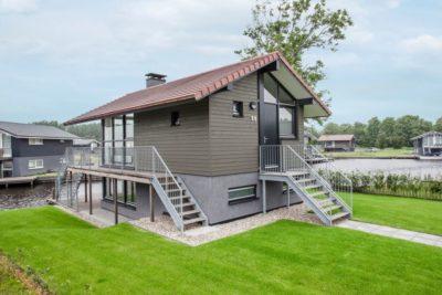 Watervilla 4-6C Sneekermeer - Nederland - Friesland - 6 personen