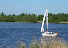 varen op het veluwemeer