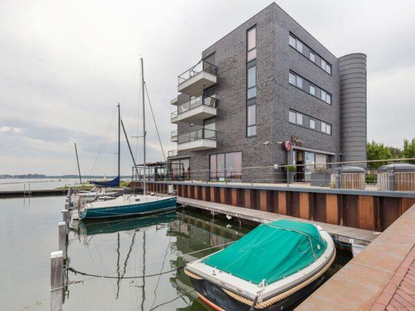 Appartement Veerse Muze 7g - Nederland - Zeeland - 4 personen - aanlegsteiger