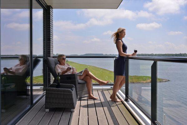 Appartement Veerse Muze 7h - Nederland - Zeeland - 4 personen - balkon