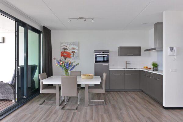 Appartement Veerse Muze 7h - Nederland - Zeeland - 4 personen - keuken